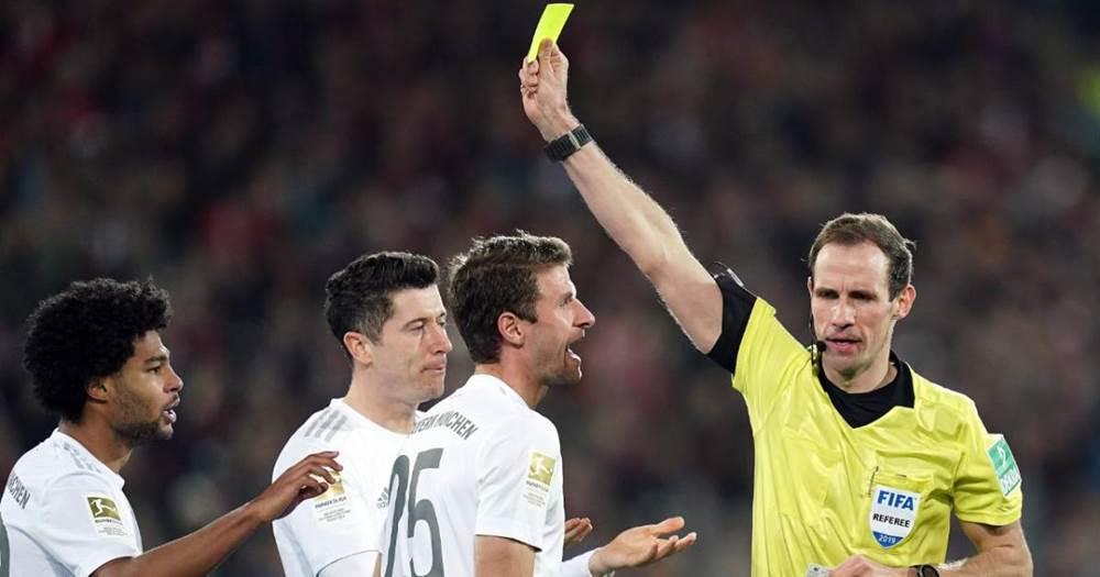 Bundesliga Rote Karten