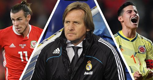 Ex-Real Madrid manager Bernd Schuster backs Bale and James: 'National team is a priority'