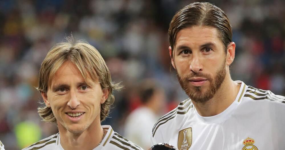 Diario AS: Luka Modric and Sergio Ramos' contract negotiations underway -  Tribuna.com