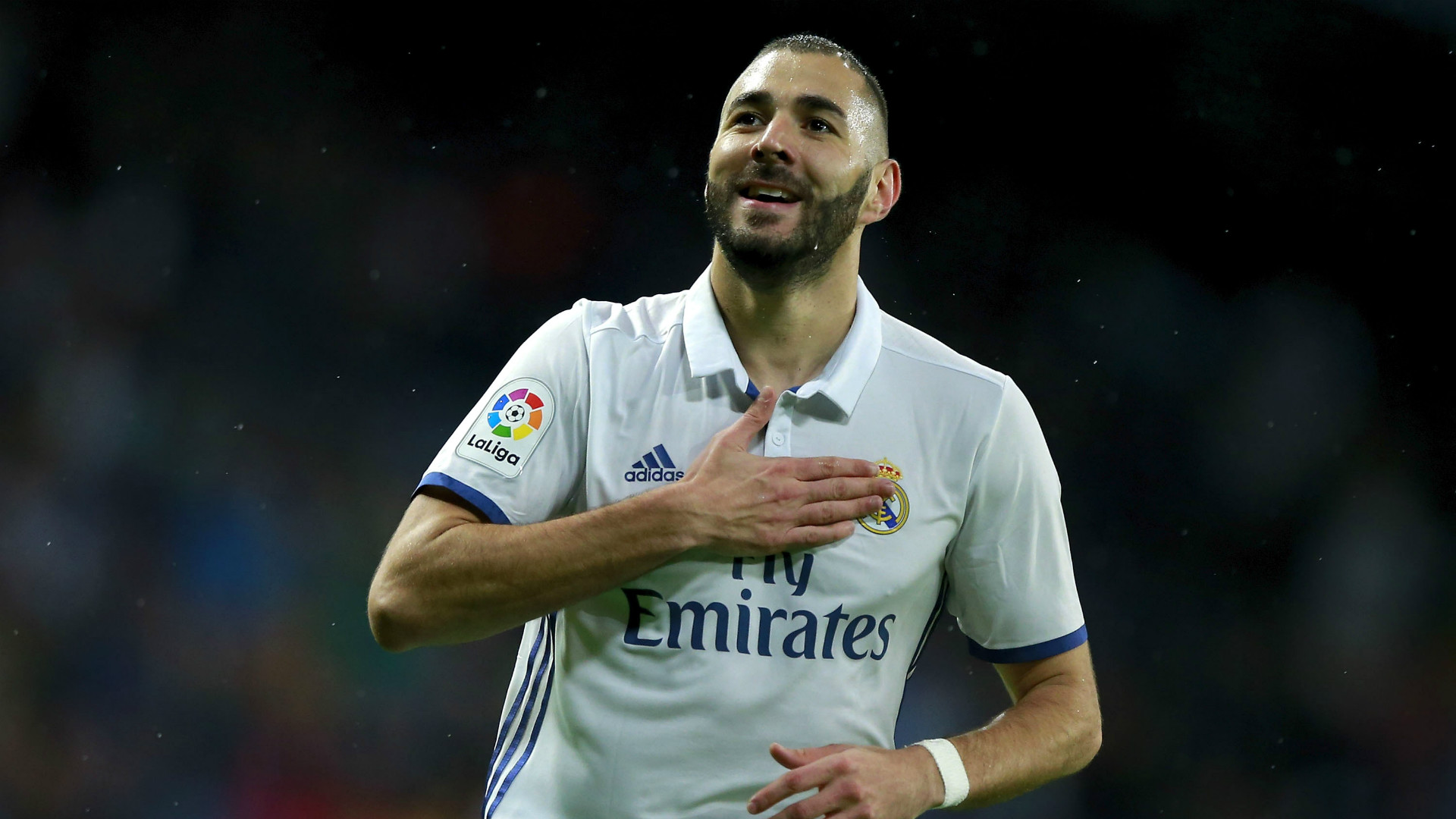 Karim Benzema best number 9 for Madrid but he s rested today
