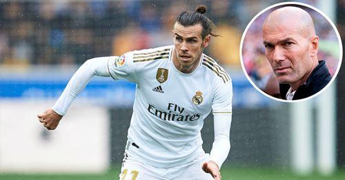 Zidane opens up on Bale's hamstring injury