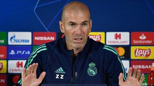 Zidane: 'We never give up'