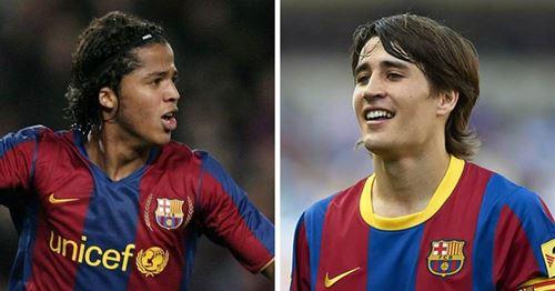¿Dónde están dos de las mayores promesas del Barça en 2007? 🤔