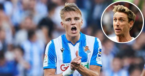 Nacho Monreal: 'Odegaard has found the right place'