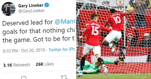 Gary Lineker claps VAR for not spoiling United vs Liverpool game – just don't let Klopp read it