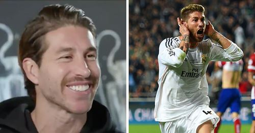 Sergio Ramos shares favourite Champions League memory: 'It changed history'