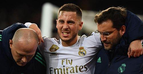 Eden Hazard und Marcelo werden El Clasico verletzungsbedingt verpassen