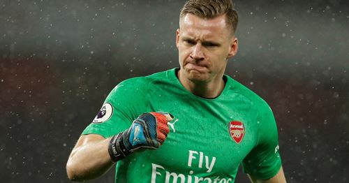 One stat that shows we should keep Bernd Leno no matter what