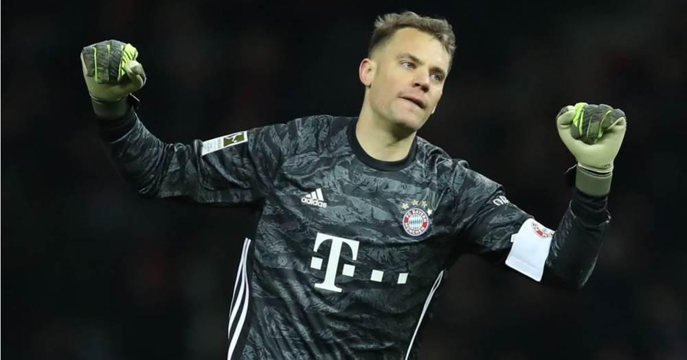 15 Zu Null Spiele Vs Hertha Manuel Neuer Stellt Bl Rekord Ein Tribuna Com
