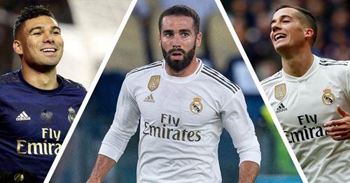 Einsätze von Carvajal, Casemiro und Vasquez unter Zweifel: Aktuelle Real-Nachrichten zum Spiel gegen Sociedad