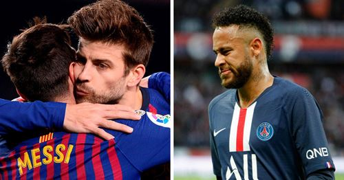 Messi sides with Pique: 'It's a lie that we have power over Barca transfer policy'