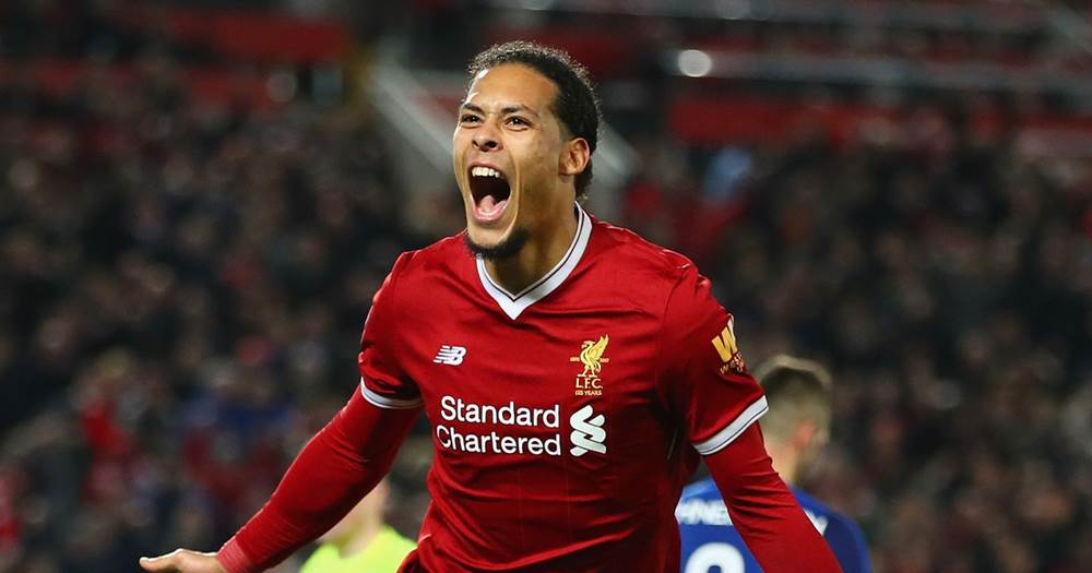 c4ebde80acf An ex-Tottenham player turned BBC pundit believes Los Blancos will be  frantic to pen Liverpool s Van Dijk in the summer  The deal ...