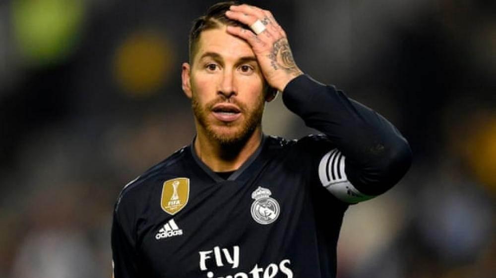 """Ramossiz """"Real"""" Chempionlar Ligasining so'nggi 5 ta o'yinida mag'lub bo'lgan"""