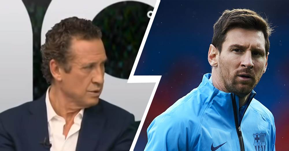 Jorge Valdano predicts Messi future amid MLS chat - Tribuna.com