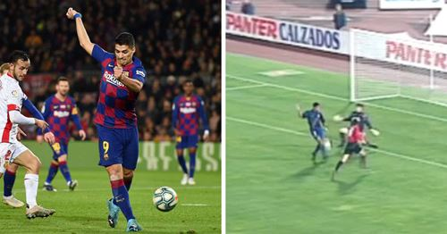 Suarez's 'best goal ever' isn't first of its kind for Barca — there's true legacy behind it
