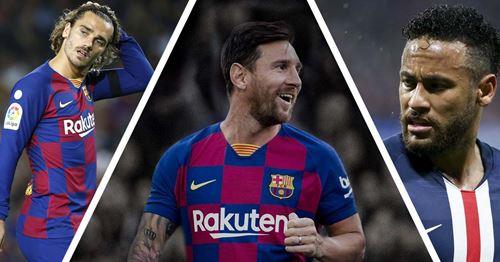The Athletic: Messi wasn't happy with Griezmann buy, Barca immediately tried Neymar swap