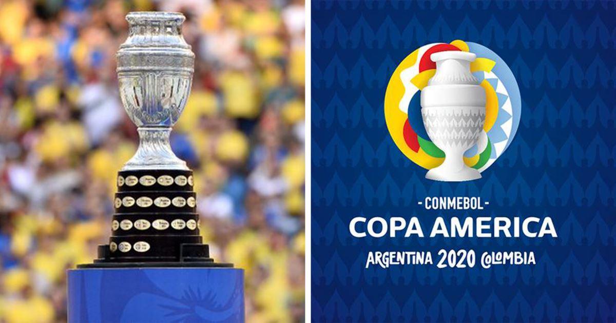 """Résultat de recherche d'images pour """"Copa America 2020"""""""