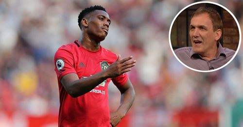 'I think it's paramount': United urged to replace Martial with proper centre forward