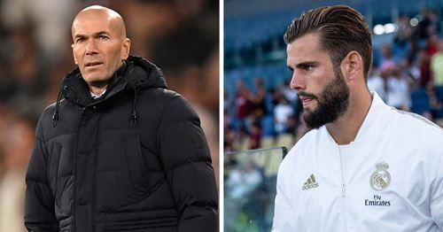 Nacho Fernandez ready to rescue Zinedine Zidane against Brugge and Valencia
