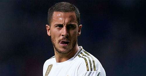 'Since a month ago, everything is going very well': Eden Hazard getting comfortable at Real Madrid