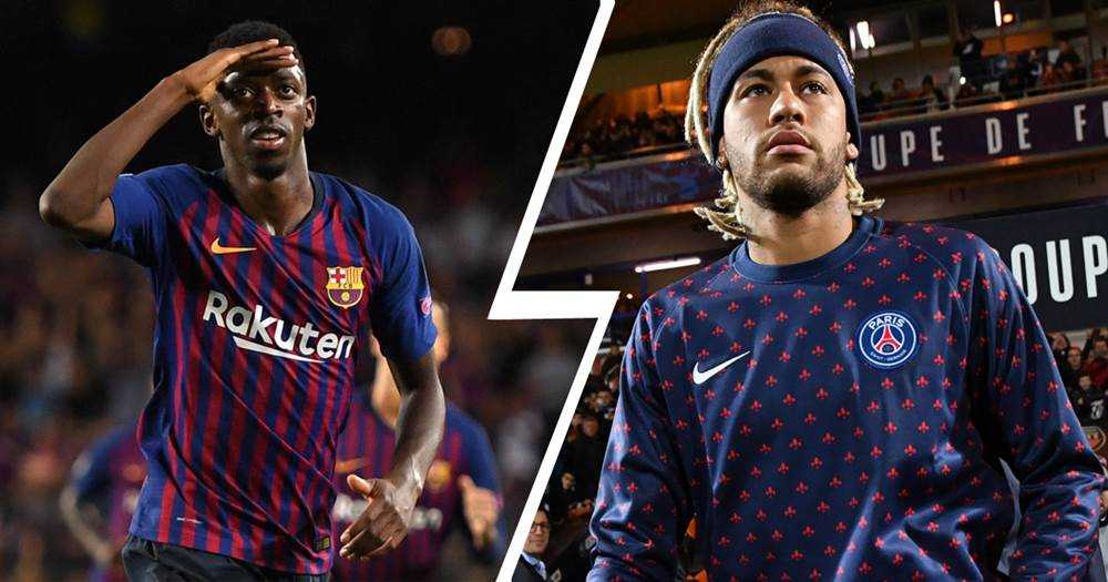 8417ff97dda Why Barca should give up on Neymar and trust Dembele explained in 5  one-liners