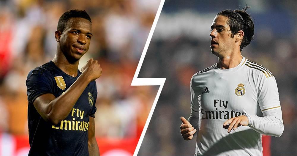 """Vinicius und Isco mit der Vorschau des Duells vs. City: """"Hier bei Madrid wollen wir immer die UCL gewinnen"""" - logo"""