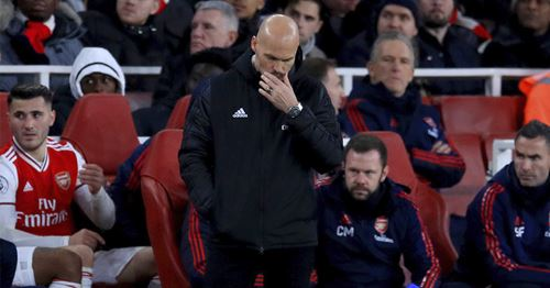 📊 RANK THE BOSS: Rate Freddie Ljungberg's decisions in the 0-3 defeat vs Man City on 1-10 scale and explain your pick! What negatives would you single out? Have your say in the comments  👇