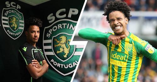 Mirror: United keeping tabs on Sporting winger Matheus Pereira