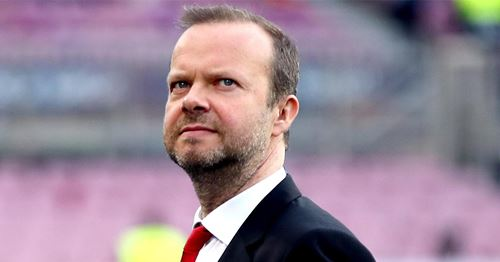 Ed Woodward sets simple on paper and ambitious Man United target