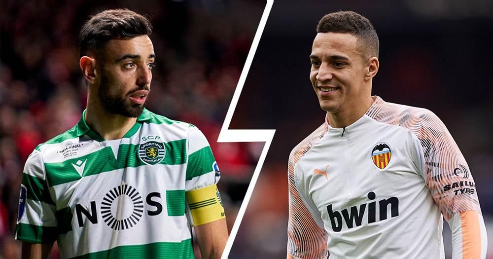 """""""Barsa"""" """"Rodrigo missiyasi"""" doirasida Bruno Fernandes bilan shartnoma imzolamoqchi"""
