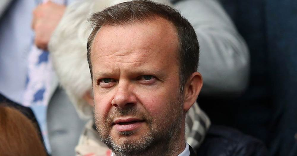 United post record revenues, Woodward sends fans message of commitment - logo