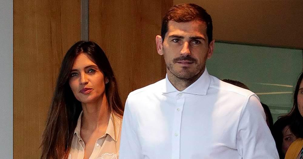 Frau casillas Iker Casillas: