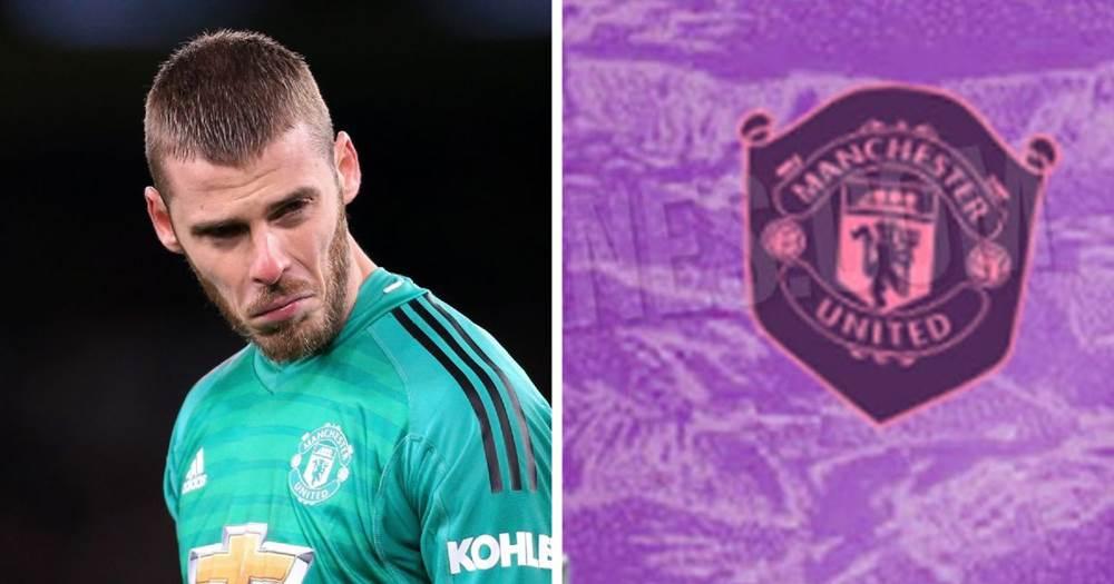 premium selection 0c85d aa4c3 Manchester United's 2019/20 goalkeeper kit leaked - Tribuna.com