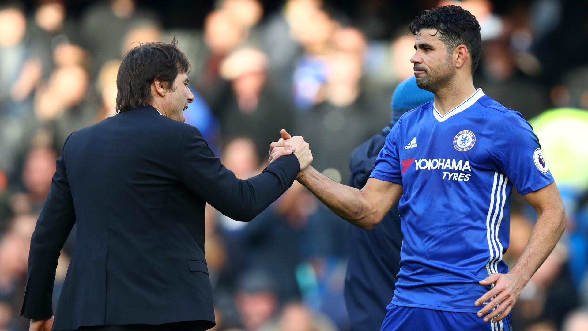 Alvaro Morata reveals he speaks to former Chelsea forward Diego