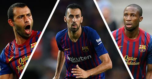 🏆 Tribuna.com Awards - fans name Barcelona's Defensive Midfielder of the Decade