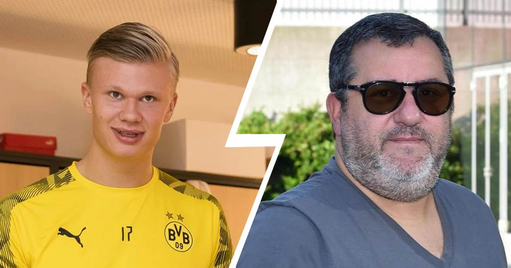 United 'attempted to cut Mino Raiola out' of Erling Haaland deal -  Tribuna.com