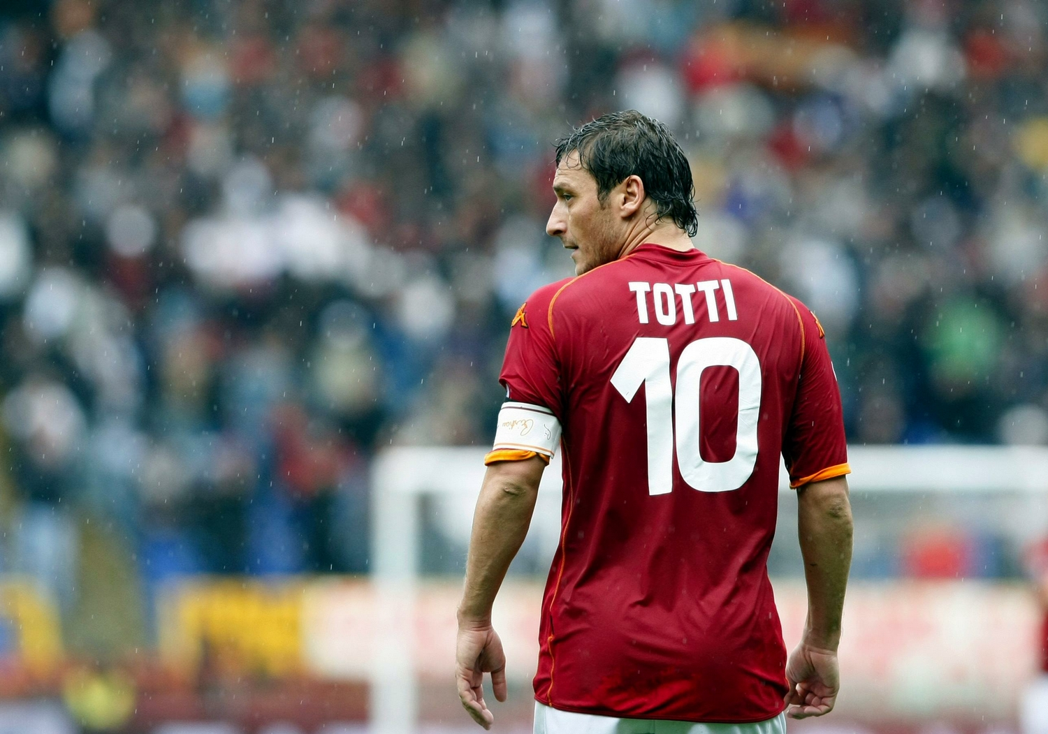 Francesco Totti opens up on the biggest regret of his career