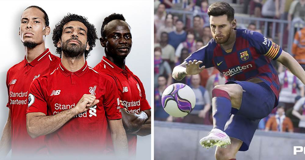 No Liverpool in PES 2020? Fans speculating over leaking in-game