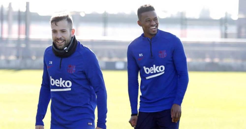 Semedo und Alba steigen ins Training ein, Einsatz im Clasico möglich