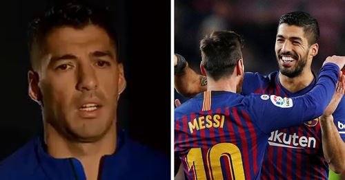 Suarez: 'Messi helped me win the Golden Boot in 2016'