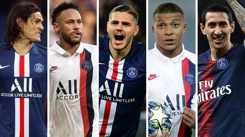 PENSEES NOCTURNES: Qui finira meilleur buteur du PSG cette saison selon vous?