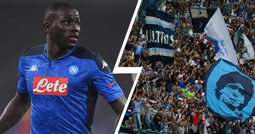 Napoli 'could be forced' to sell United-linked Koulibaly for just £69m due to ultra fans threat