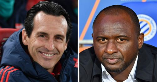 'I am not sure a change of manager will fix the problems': Patrick Vieira urges everyone to get behind Unai Emery