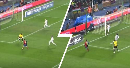 Leo Messi's best Clasico goals at Camp Nou (video)