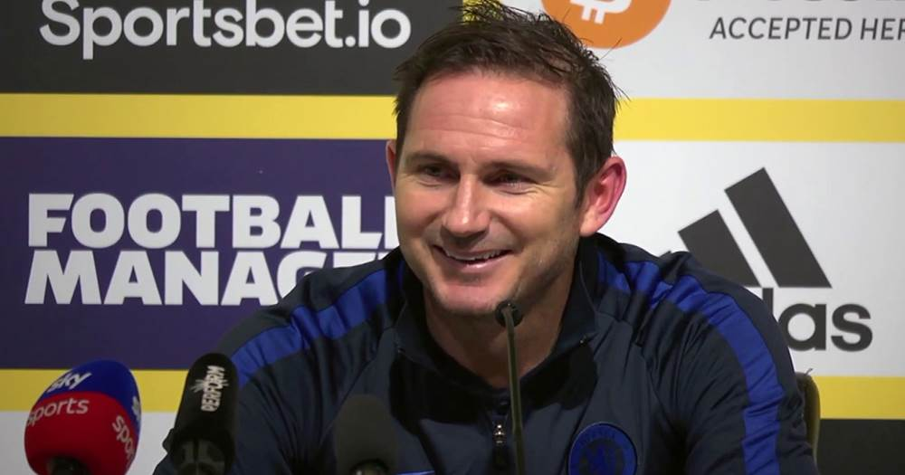 Telegraph: 5 potential January targets revealed, Lampard ready to spend - logo