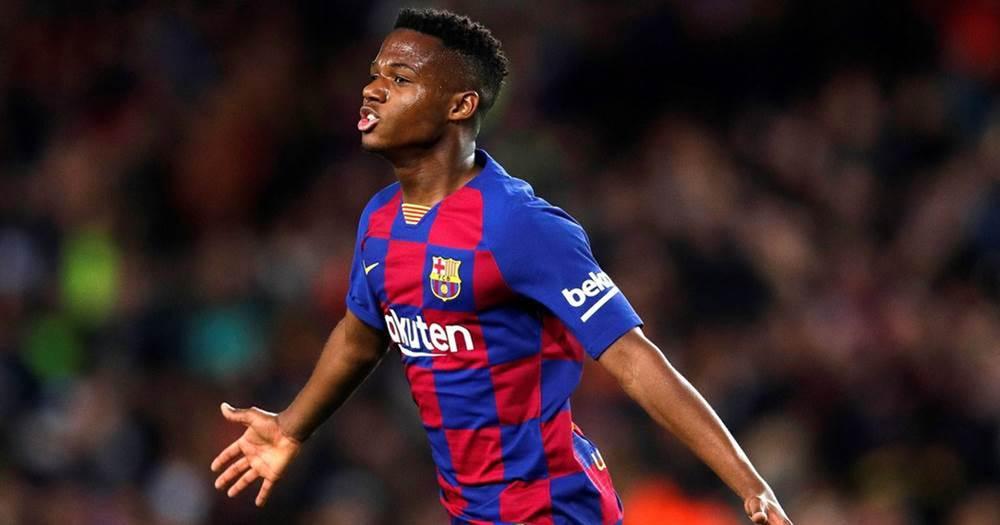 Al Barça le preocupa que la poca continuidad de Ansu Fati pueda ...