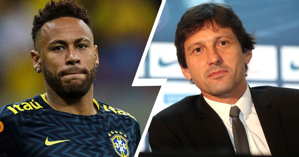 Telefoot: PSG changing sporting directors could see Neymar out of the club  - Tribuna.com