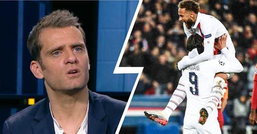 Rothen admiratif du geste de Neymar envers Cavani