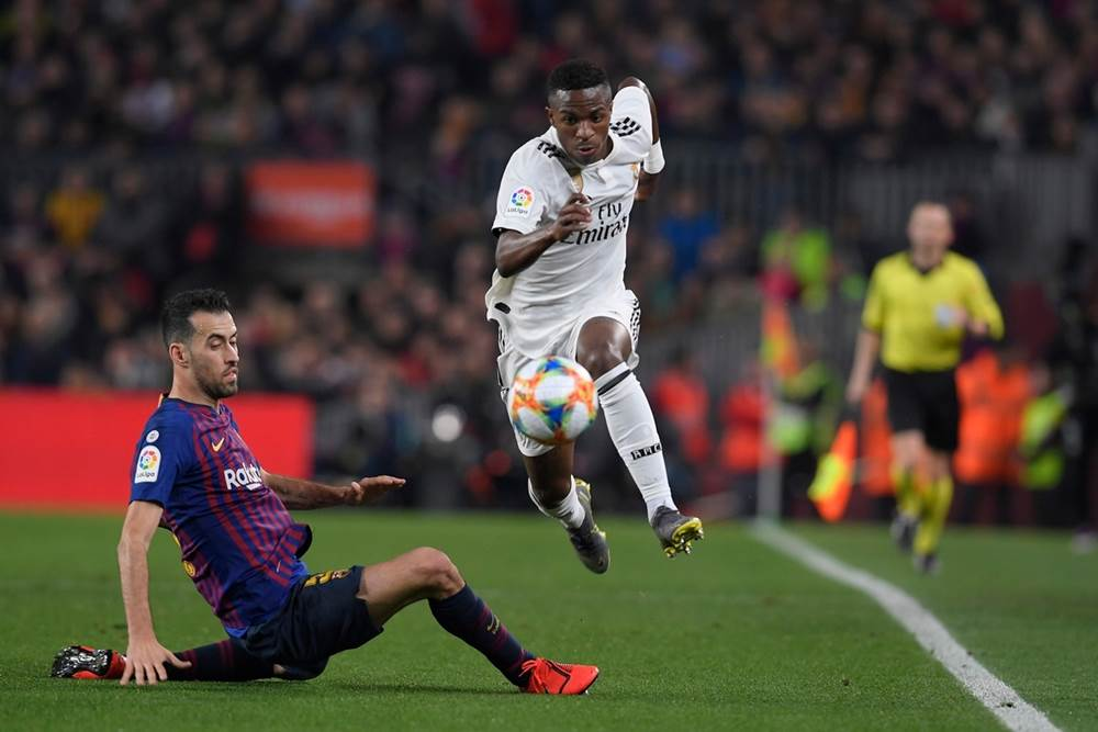 Tricks And Flicks: watch Vinicius' best skills during 2018-2019 ...