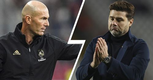 Ex-Real Madrid president Calderon: 'No point for Real Madrid to bring in Pochettino'